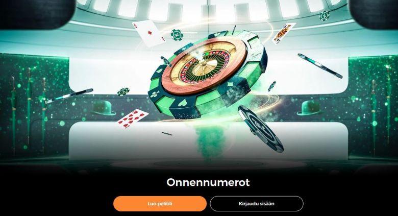 Mr Green ja live-ruletti -kisa